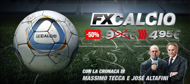 FX Calcio - Giochi - PC - Italiano - Calcio
