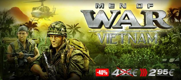 Men of War Vietnam - Giochi - PC - Italiano - Strategia