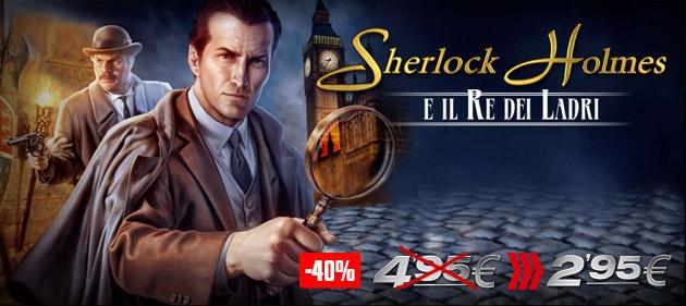 Sherlock Holmes - Giochi - PC - Italiano - Avventura