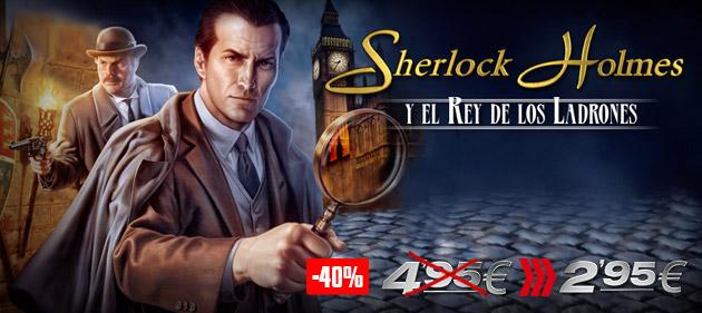 Sherlock Holmes - Juegos - PC - Español - Aventura