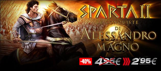 Sparta II - Giochi - PC - Italiano - Strategia