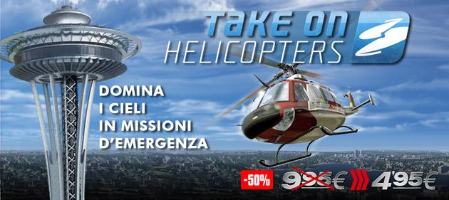 Take On Helicopters - Giochi - PC - Italiano - Simulazione