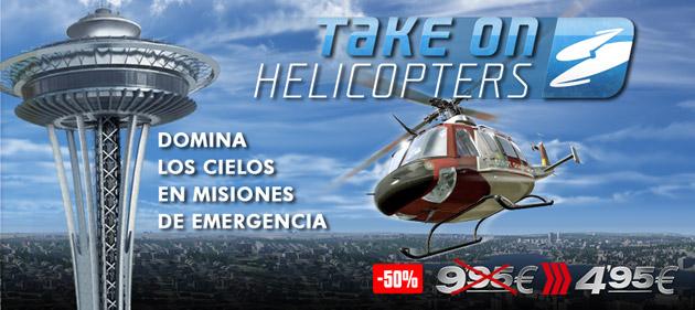 Take On Helicopters - Juegos - PC - Español - Simulación