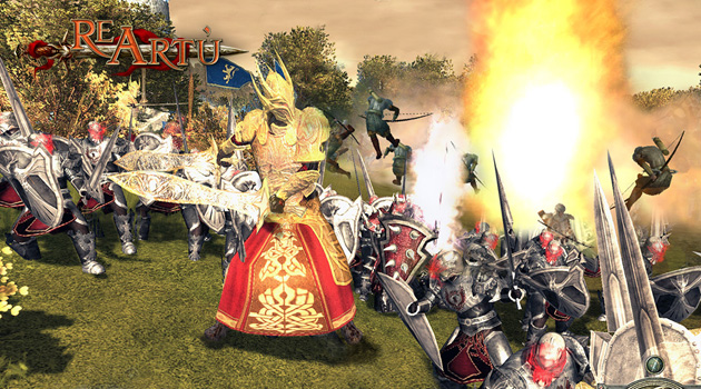 Il Re Artù - Giochi - PC - Italiano - Strategia