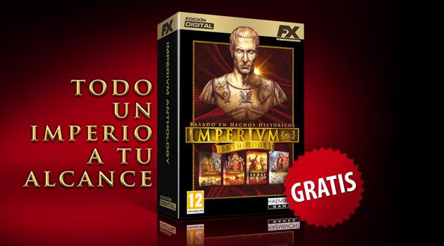 Imperivm Anthology - Juegos - PC - Español - Estrategia