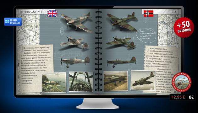 Wings of Prey Oro - Juegos - PC - Español - simulación