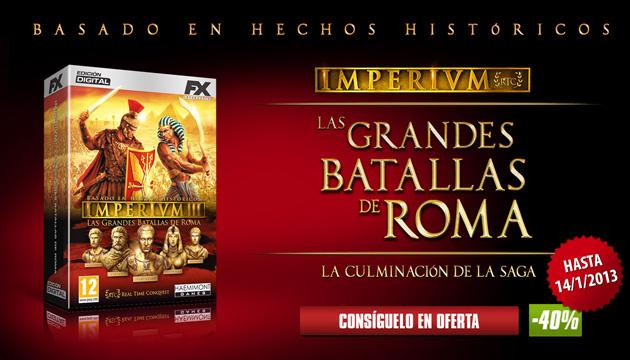 Imperivm - Juegos - PC - Español - Estrategia