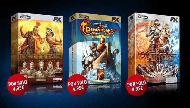 FX Online Store - Juegos - PC - Español - Estrategia