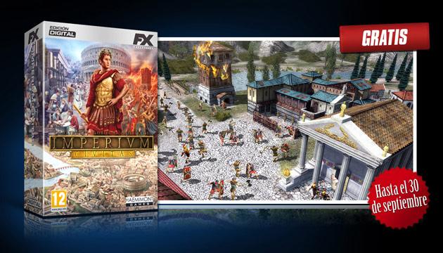Imperivm Civitas - Juegos - PC - Español - Estrategia