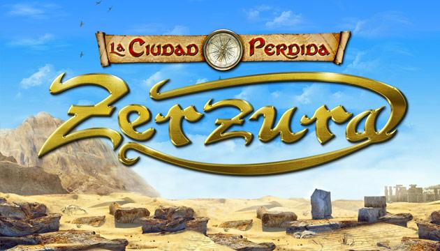La ciudad perdida de Zerzura - Juegos - PC - Español - Aventura