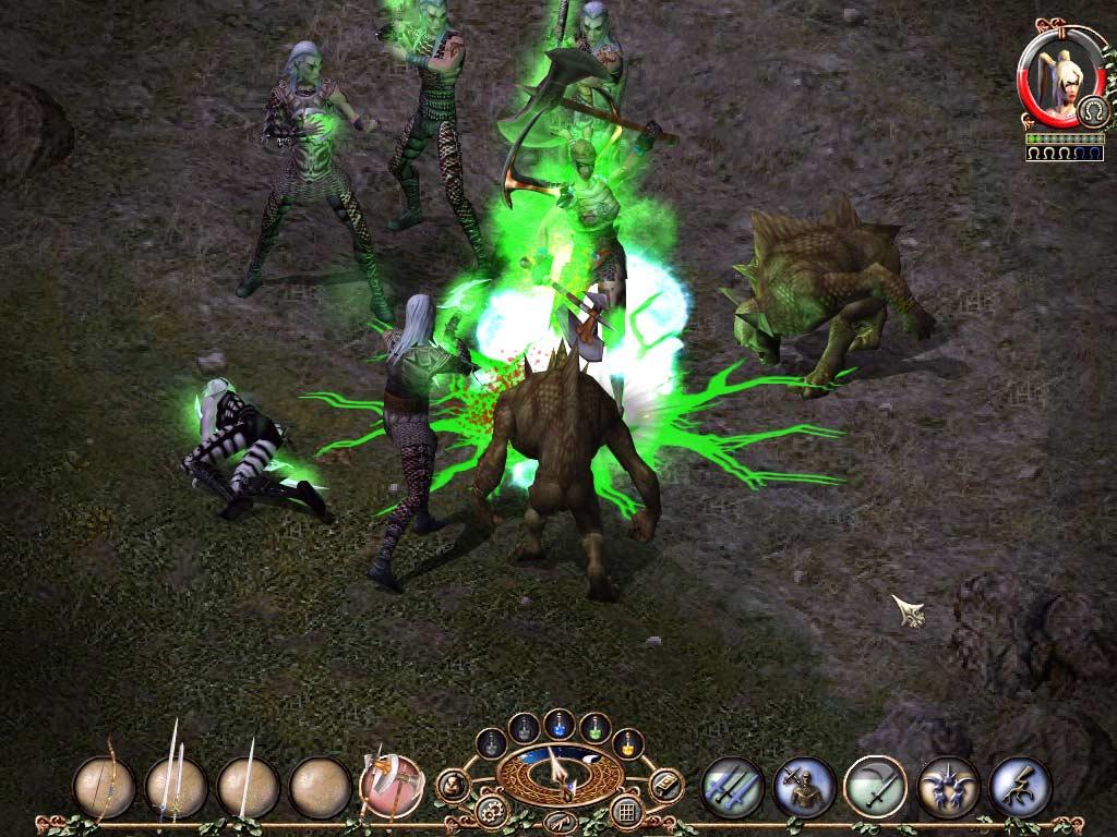 Sacred underworld - обзор демоницы postmortem