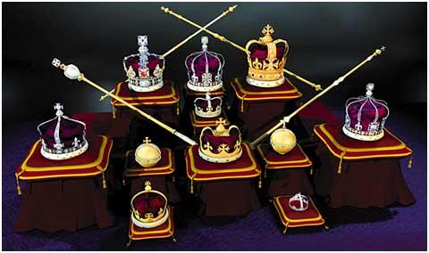Joyas de la Corona Britanica