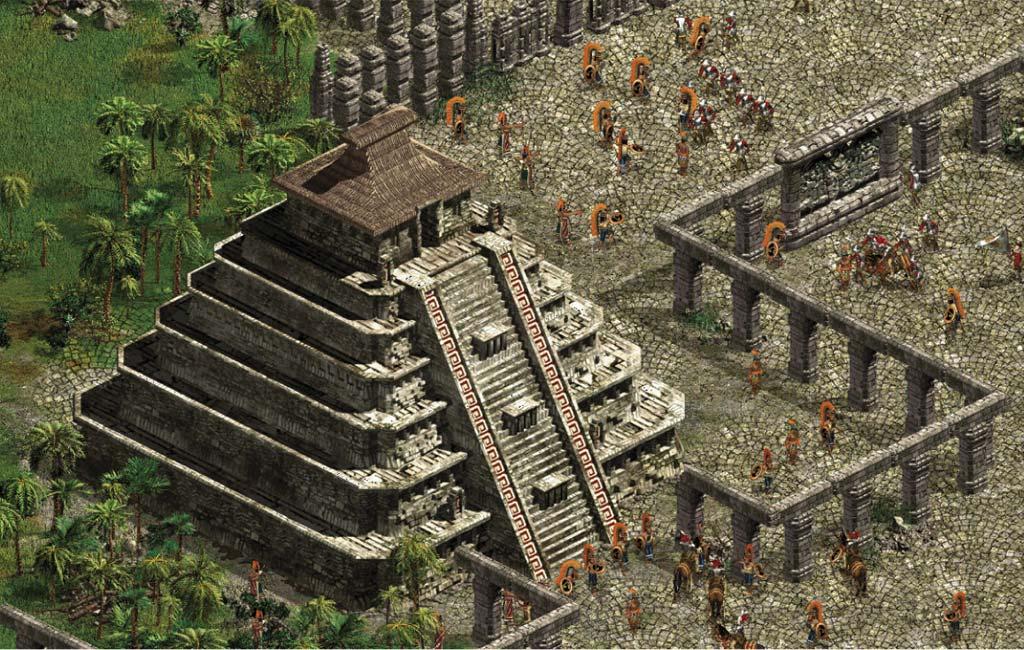 La conquista del Imperio azteca.. .